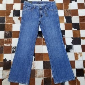 Banana Republic Blue Jeans, size 12